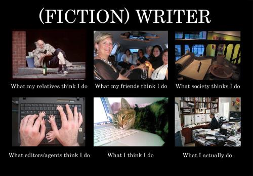 Writer meme