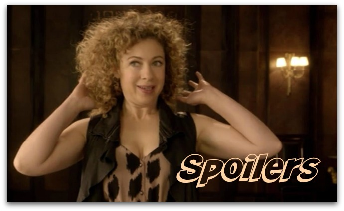 Spoilers by River Song