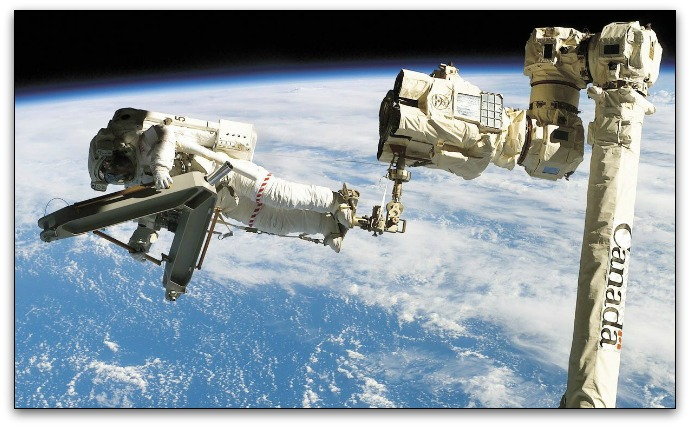 Canadarm - Canada in space